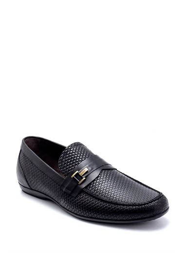 Derimod Erkek Loafer(267-2) Casual Siyah